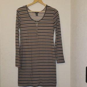 Rue21 Striped Dress